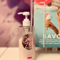 VS Pink Coco Zen Vanilla Body Lotion
