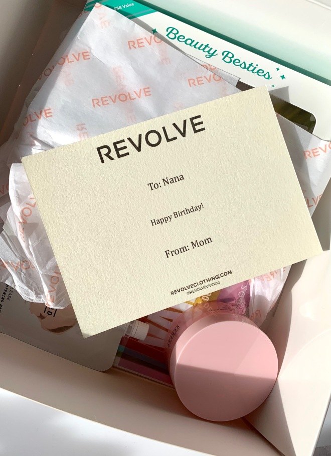 revolve beauty uk gift