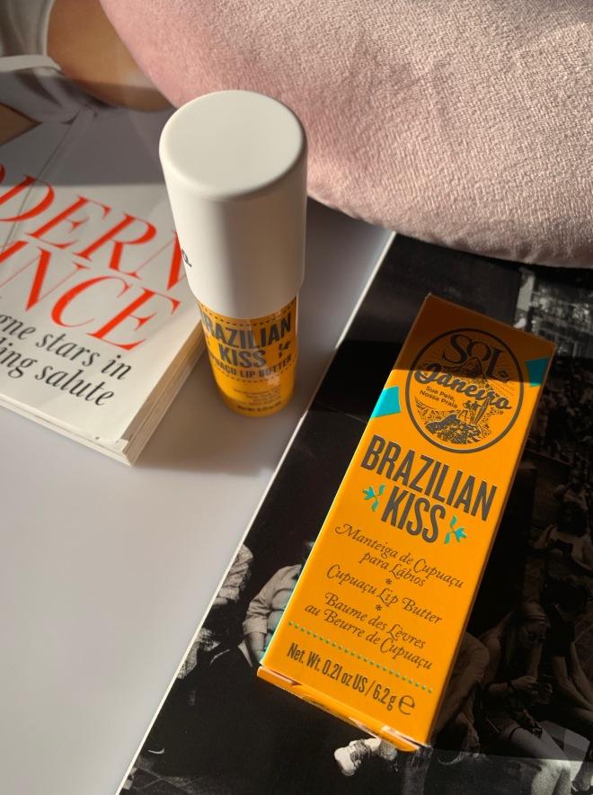 sol de janeiro lip butter box and tube