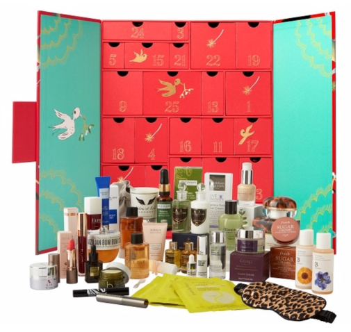 fortnum and mason advent calendar 2019
