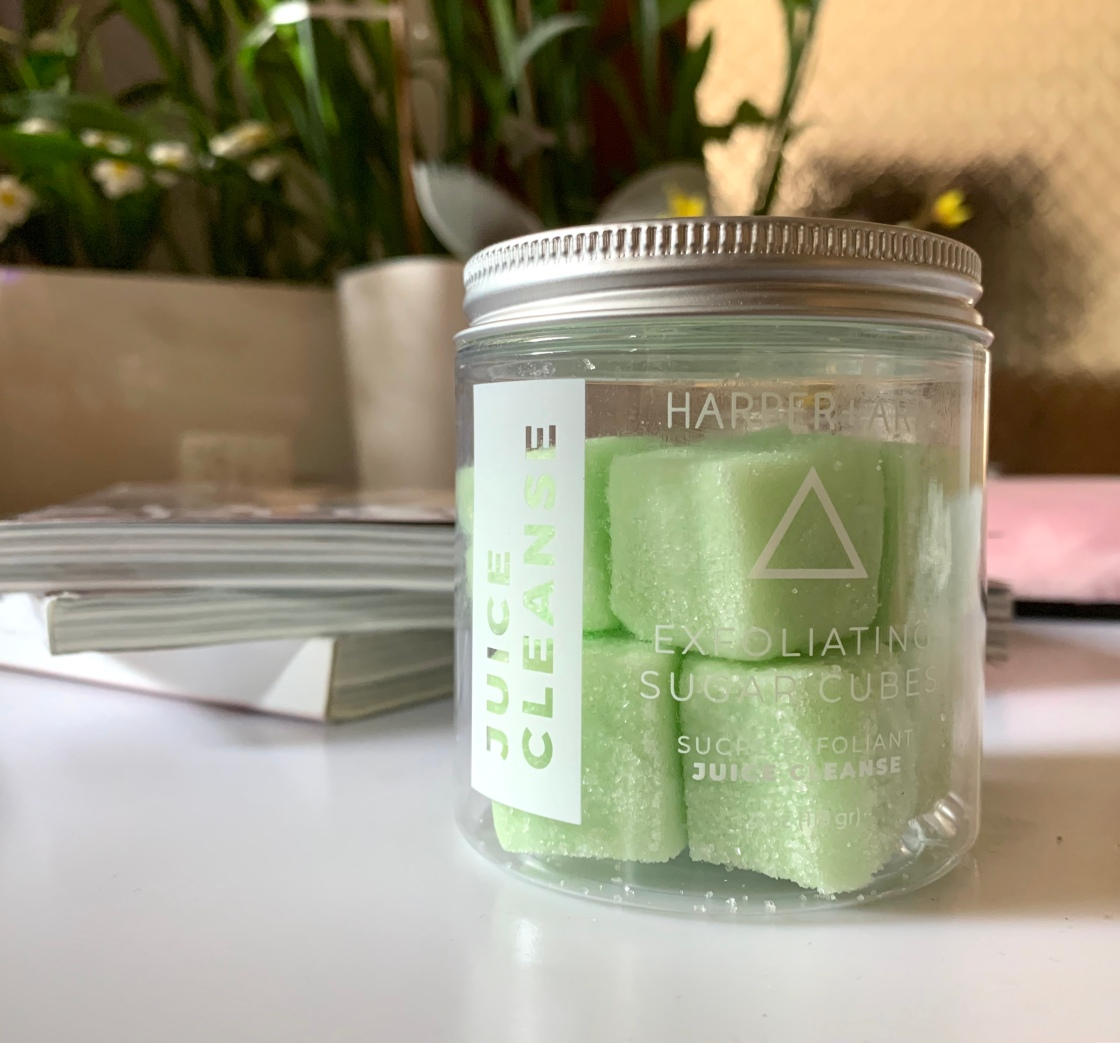 harper and ari juice cleanse sugar cubes from fabfitfun fall 2019