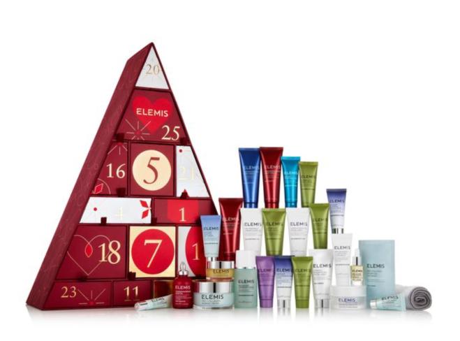 Elemis 25 Days Of Beauty Advent Calendar
