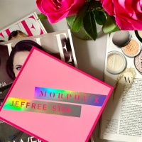 Morphe x Jeffree Star Eyeshadow Artistry Palette