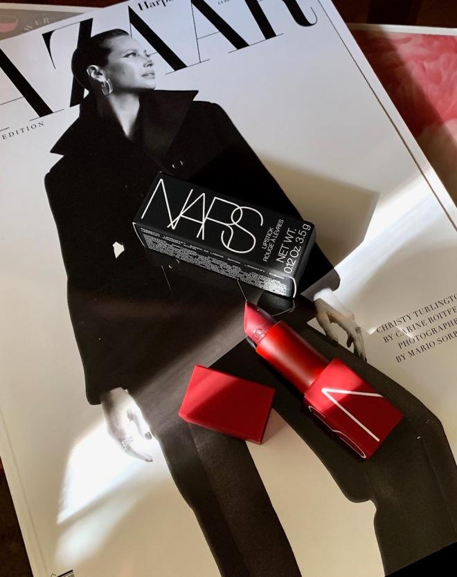 Nars Cosmetics Matte Lipstick in Transeurope Express