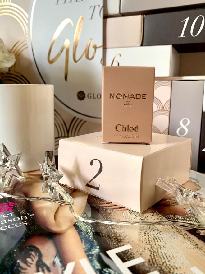 Glossy Box Advent Calendar box 4