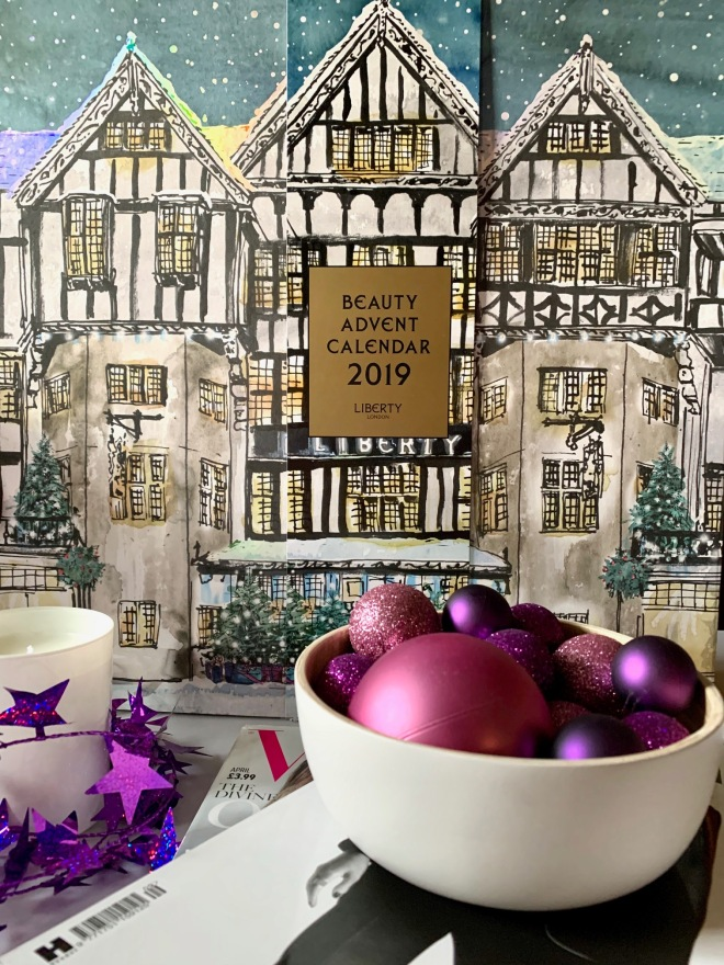 liberty beauty advent calendar 2019