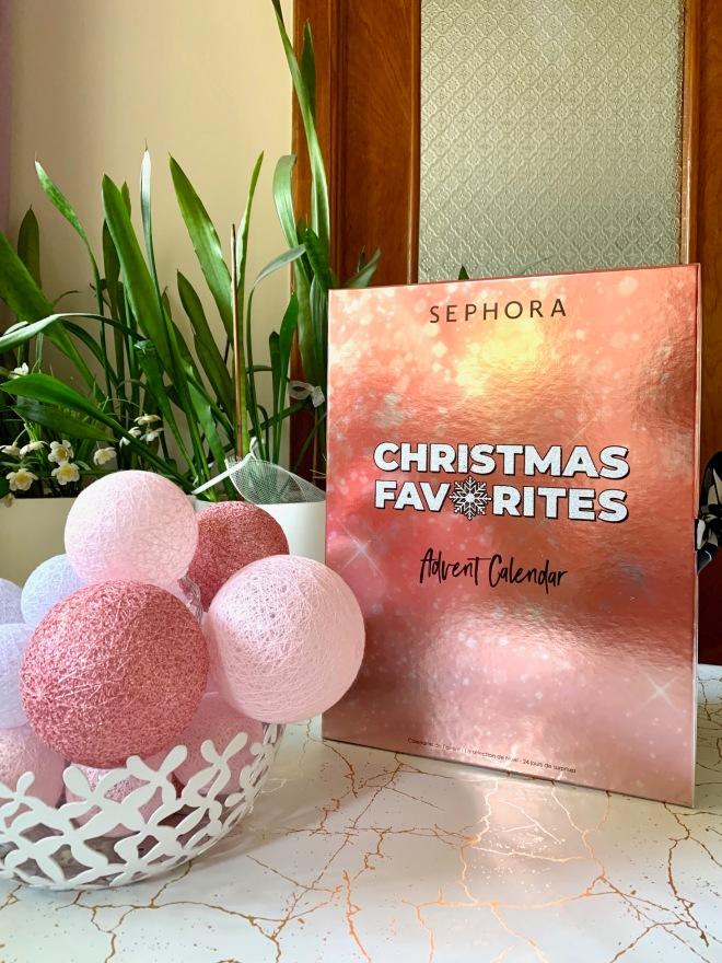 Sephora Christmas favourites advent calendar 2019