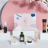 The Fresh New Beginnings Beauty Box