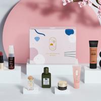 The Fresh New Beginnings Beauty Box