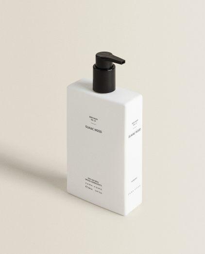 Zara home guaiac wood shower gel
