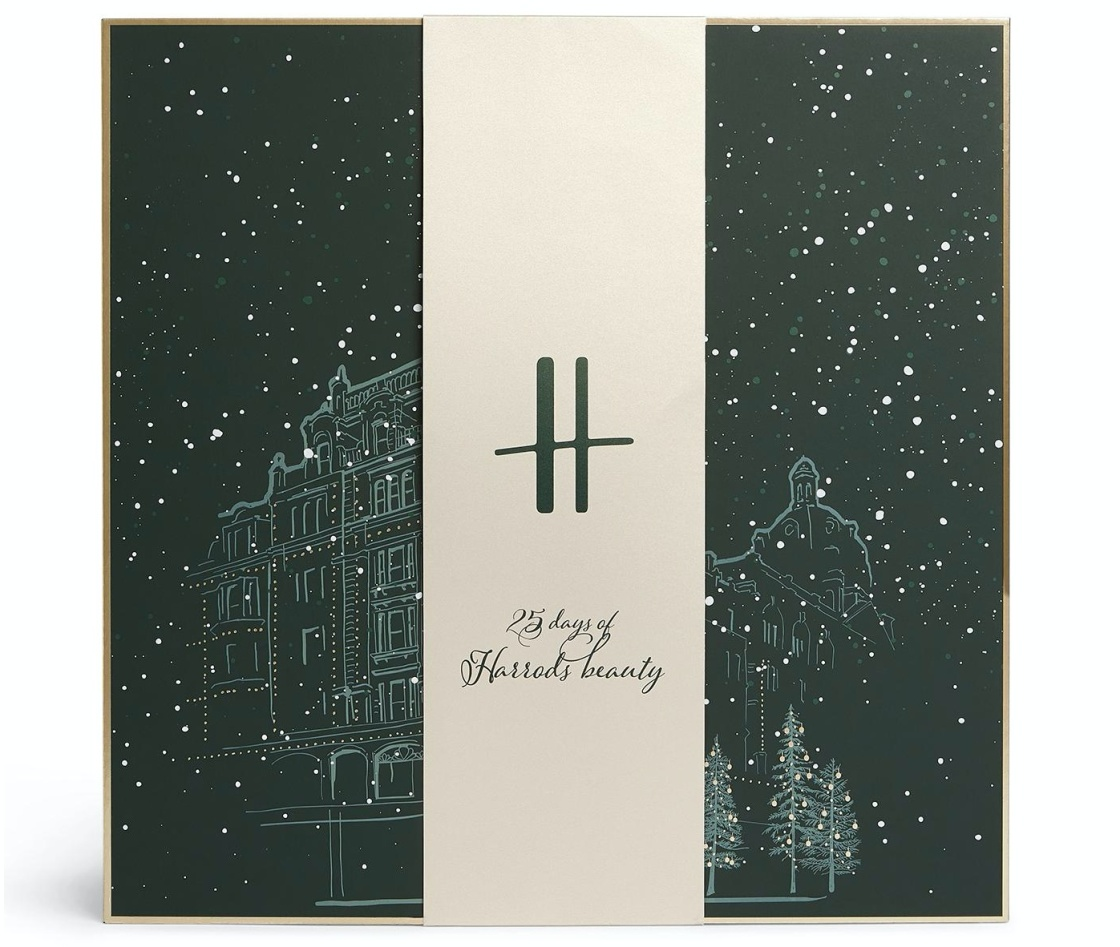 harrods beauty advent calendars