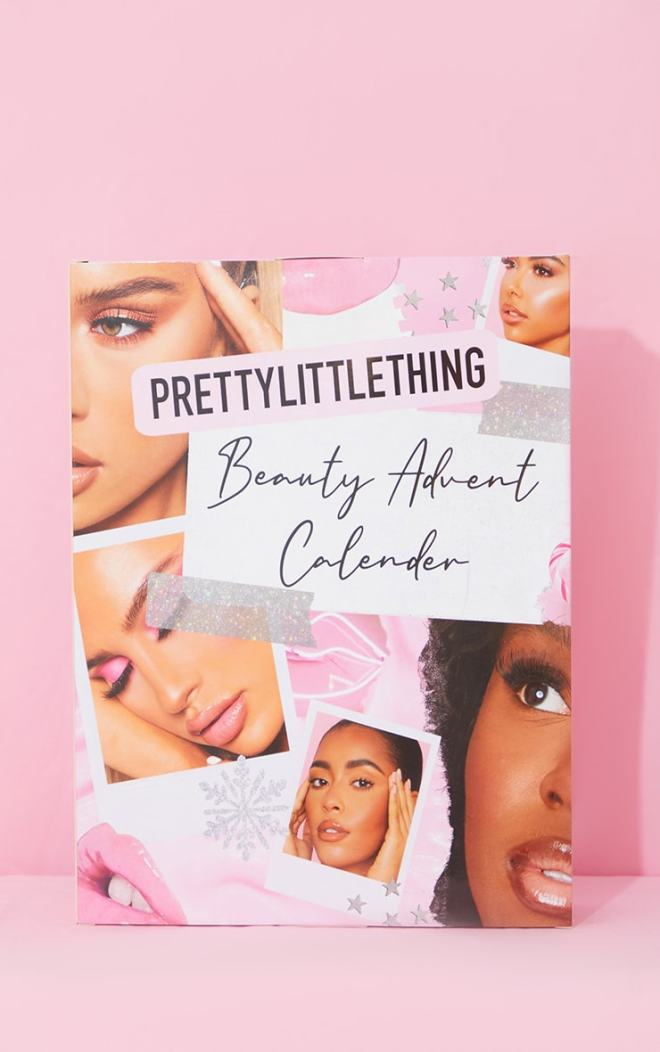 pretty little thing beauty advent calendar