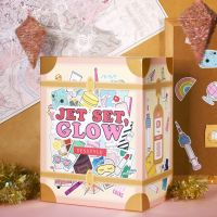 "YesStyle Beauty Box - ""Jet Set, Glow"" Beauty Advent Calendar 2020"
