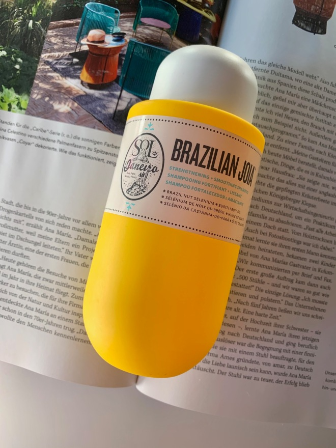 sol de janeiro brazilian joia shampoo