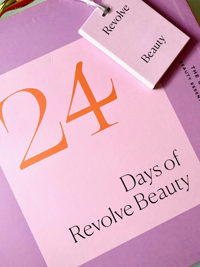 revolve advent calendar