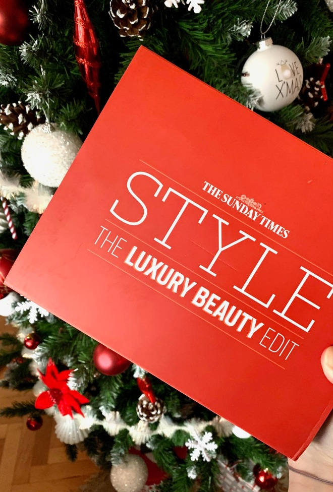 sunday times style luxury edit - latest in beauty
