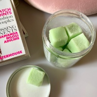 How to soften Harper+Ari Juice Cleanse Exfoliating Sugar Cubes