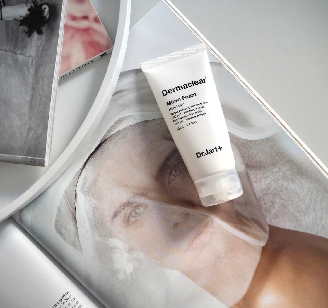 dr jart dermaclear micro foam cleanser