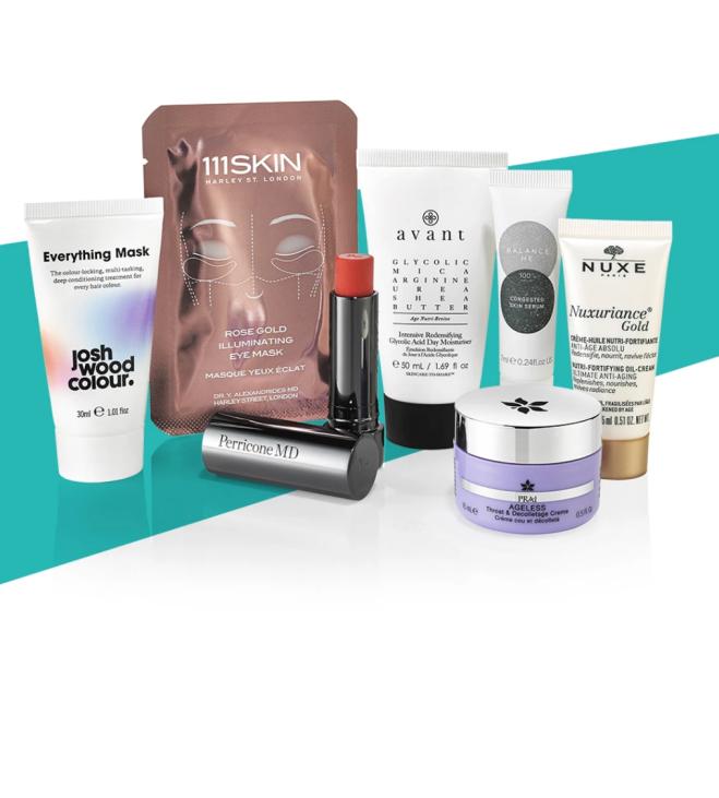 you beauty February edition indulgent skincare