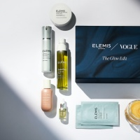 Vogue X Elemis Glow Edit Beauty Box - out Now