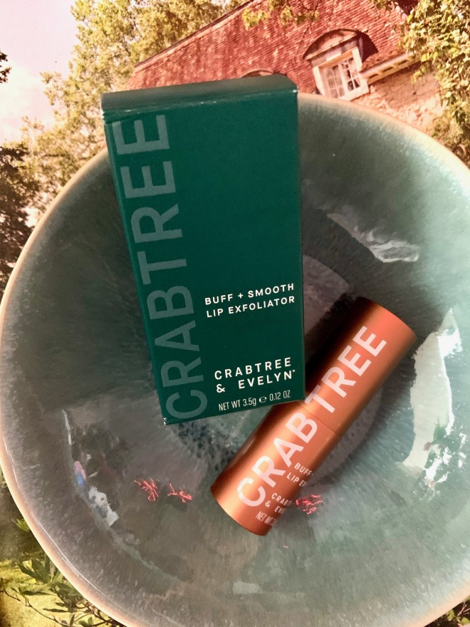 crabtree and evelyn lip exfoliator