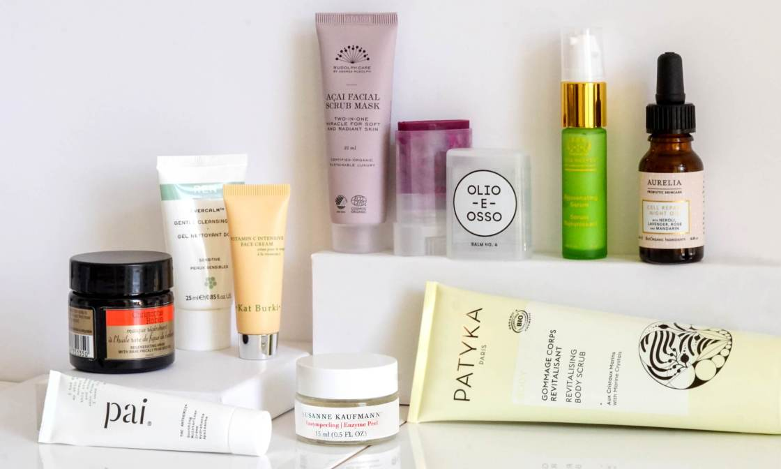 oh my cream beauty bag gift with purchase spring