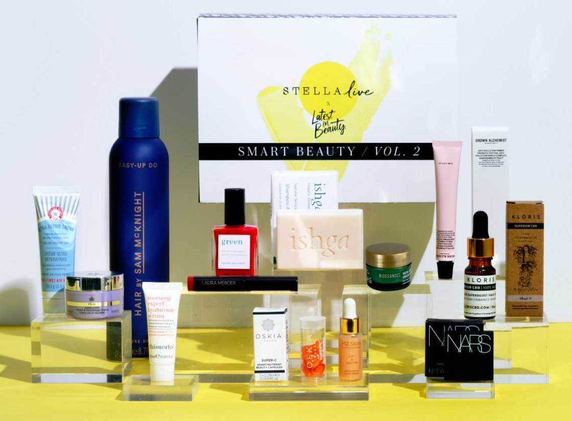 latest in beauty box smart vol 2