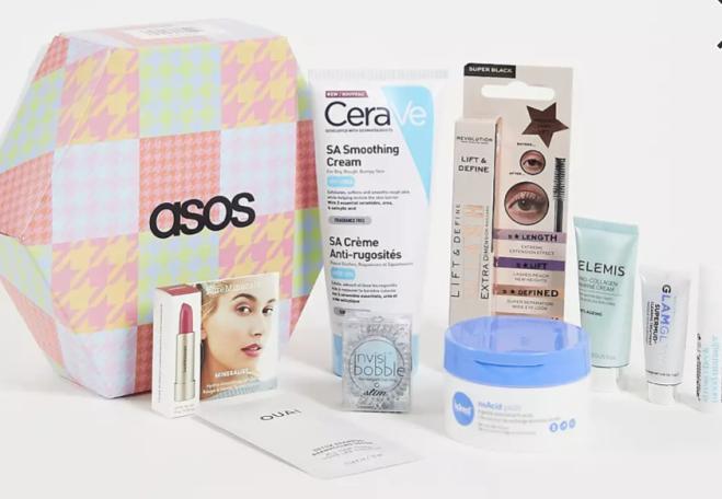 ASOS beauty box