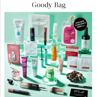 Cult Beauty The Unsung Heroes Goody Bag - worth over £355