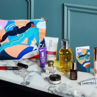 Fenwick Beauty Bag Gift with Purchase Autumn 2021