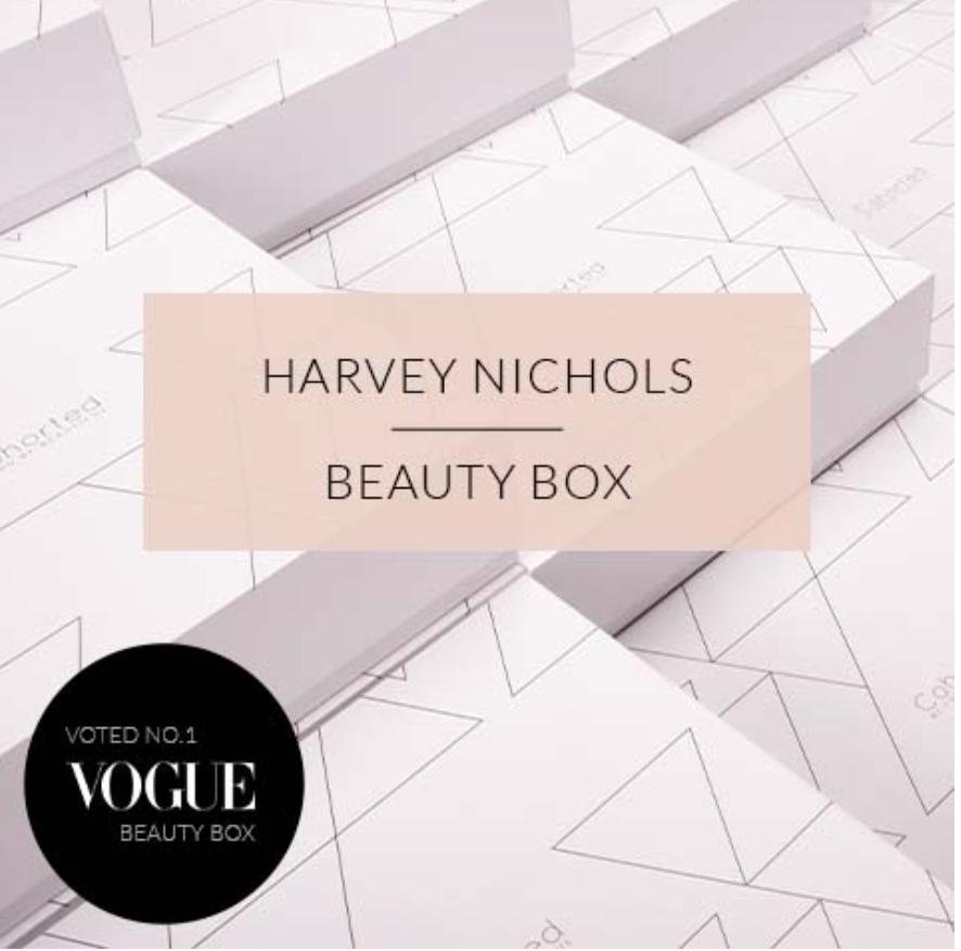 fragrance box cohorts x harvey nichols beauty box 2021